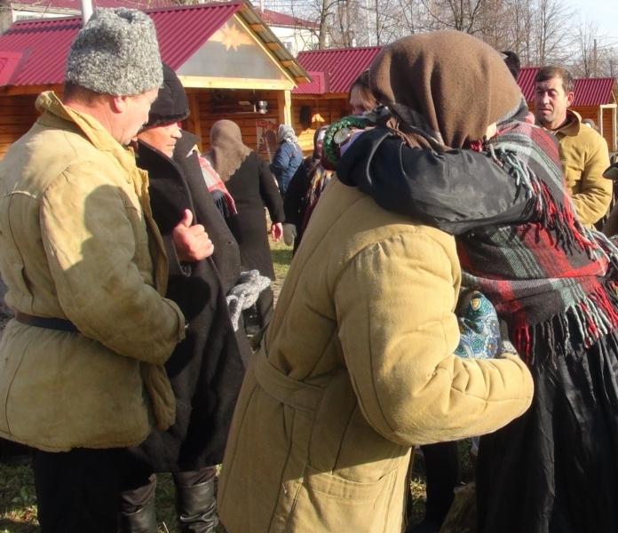 Аликовский район: прощание перед отправкой на Сурский рубеж