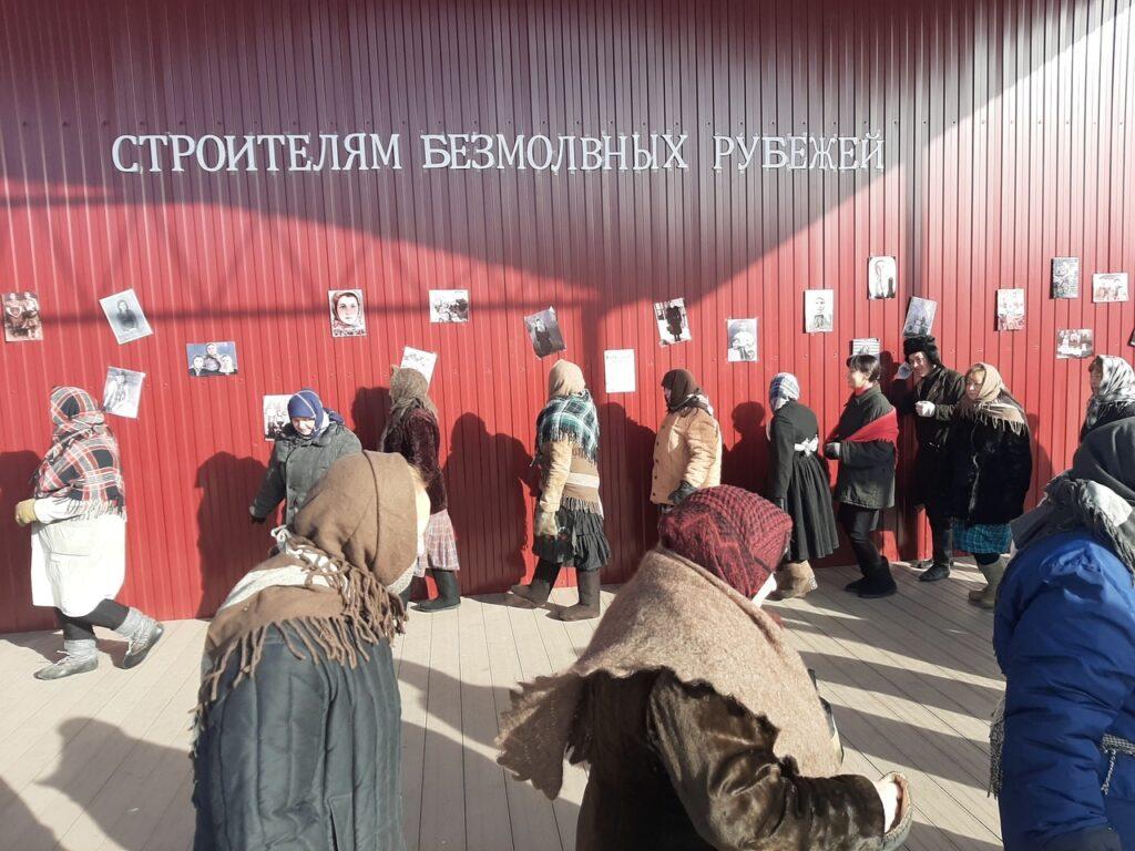 Янтиковский район: стена памяти