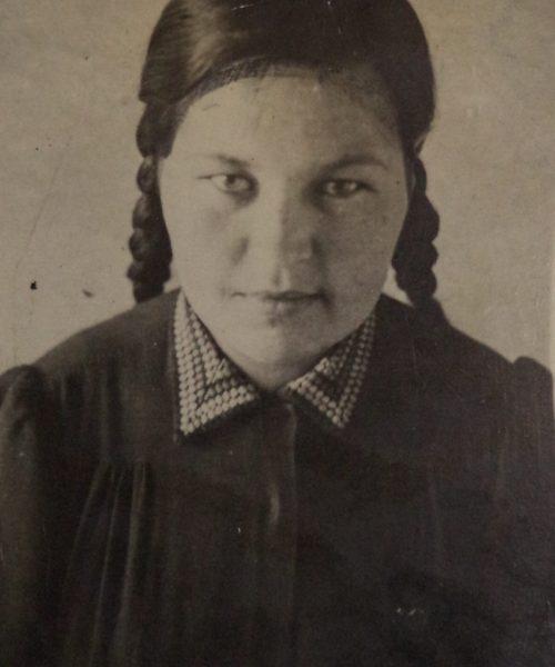 Ефимова-Феодосия-Егоровна